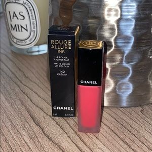 CHANEL Rouge Allure Matte Liquid Lip Colour - 142